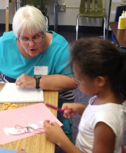 Volunteer Reflection from Ms. Barb