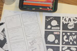 Comics and Graphic Storytelling Summer Camp @ Lake Erie Ink: a writing space for youth | Cleveland Heights | Ohio | United States