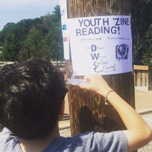 Comics and 'Zines Summer Camp @ Lake Erie Ink: a writing space for youth | Cleveland Heights | Ohio | United States