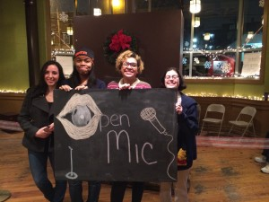 Pop Up Open Mic @ Dewey's Coffee House | Cleveland | Ohio | United States