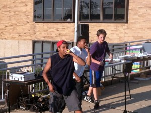 """Teen Open Mic - """"Backs to the Book"""" Edition @ Lake Erie Ink: a writing space for youth 