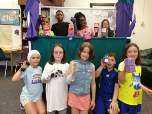 Puppetry Camp @ Lake Erie Ink: a writing space for youth | Cleveland Heights | Ohio | United States