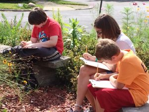 Summer Camp Open House @ Lake Erie Ink: a writing space for youth   Cleveland Heights   Ohio   United States