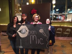 "Teen Open Mic - ""Origin Stories"" @ Lake Erie Ink: a writing space for youth 