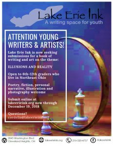 "Call for Submissions from NEO Youth: What do ""illusions"" and ""realities"" mean to you?"